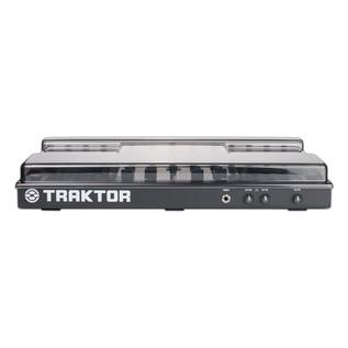 Decksaver NI Traktor Kontrol S4 Cover (Fits Mk1 & Mk2)