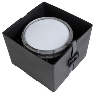 SKB 12'' x 14'' Marching Snare Drum Case with Padded Interior (Snare Drum Not Included)