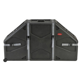 SKB Marching Quad/Quint Case with Wheels and Padded Interior