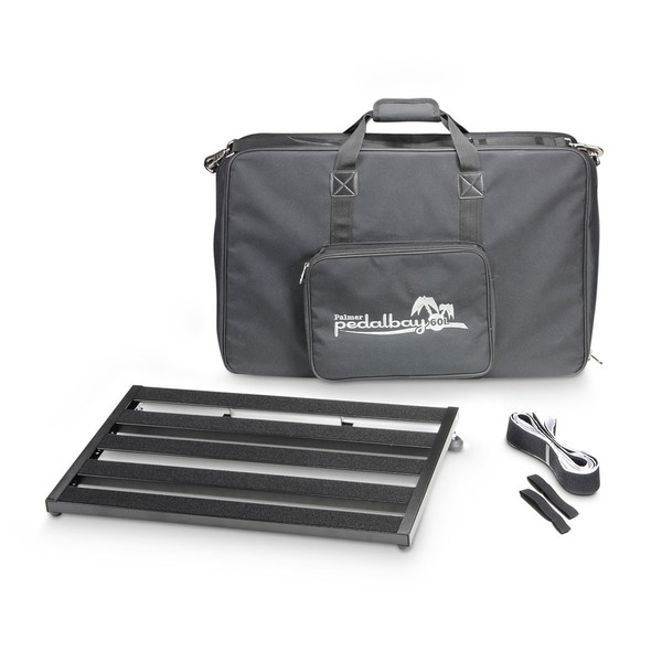 Palmer Pedalbay 60L Lightweight Variable Pedalboard
