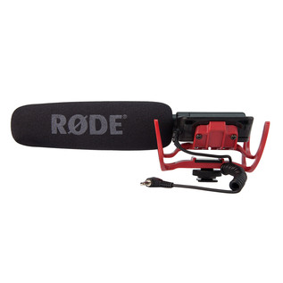 Rode VideoMic-R Complete DSLR Microphone Pack