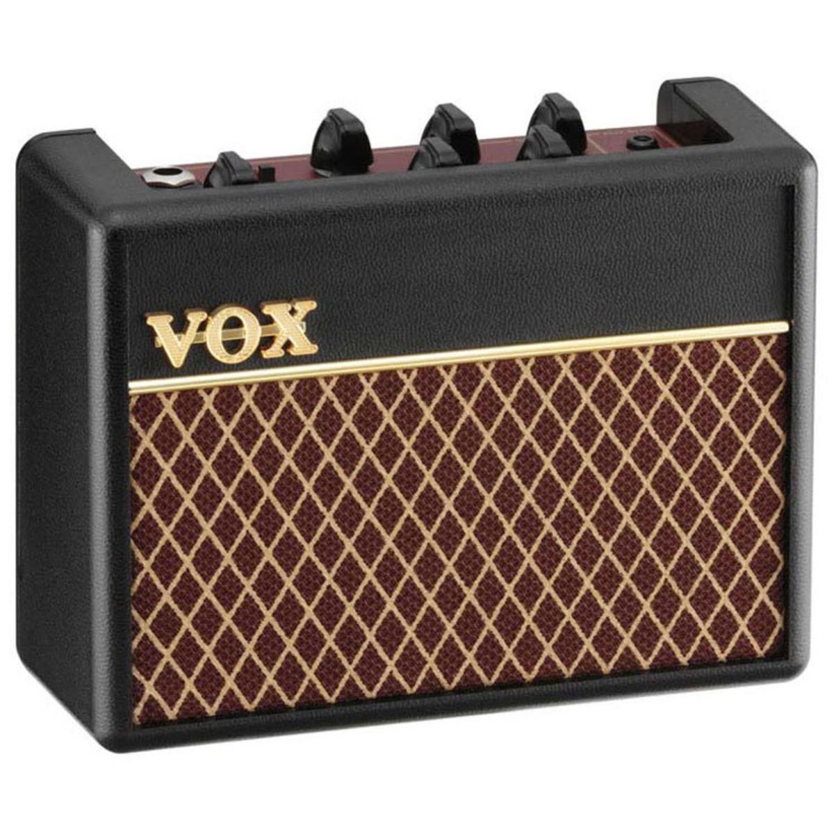 Vox AC1 Rhythm Vox, alimentadas por batería Mini Amplificador ...