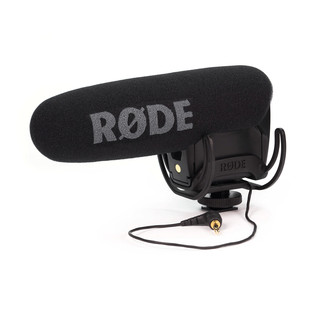 Rode Videomic Pro with Rycote Shockmount