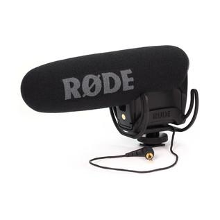 Rode Videomic Pro with Rycote Shockmount
