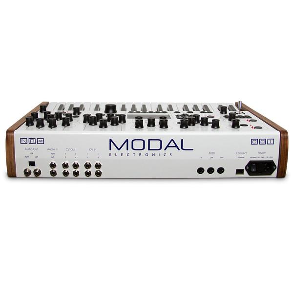 Modal Electronics 001 Hybrid Analog/Digital Synthesizer, Back Panel