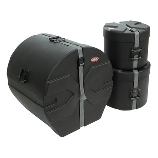 SKB Drum Package 1 with Padded Interior