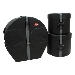 SKB Drum Case Package 2 with Padded Interior