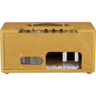 Fender '57 Deluxe Tweed Guitar Amplifier Head (back)