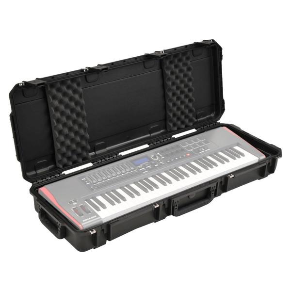 SKB Waterproof Case for 61-Key Keyboard (Keyboard Not Included)
