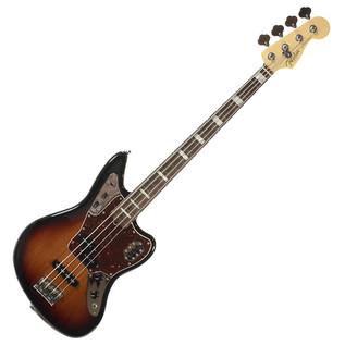 Fender American Standard Jaguar Bass, RW Fretboard, 3-Color Sunburst
