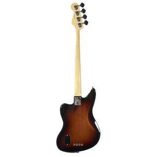 Fender American Standard Jaguar Bass, Back