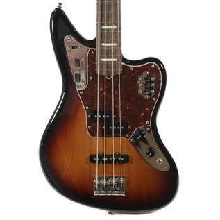 Fender American Standard Jaguar Bass, 3-Color Sunburst, Body