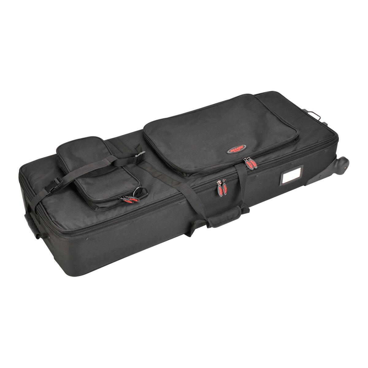 SKB 76-Key Keyboard Soft Case with Wheels