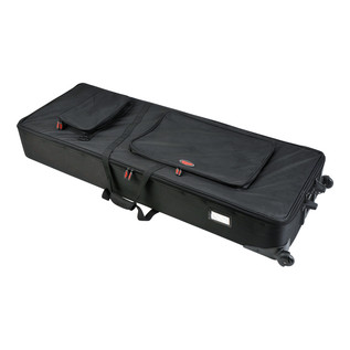 SKB 88-Key Keyboard Soft Case with Wheels