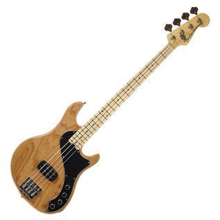 Fender American Deluxe Dimension Bass IV, Natural