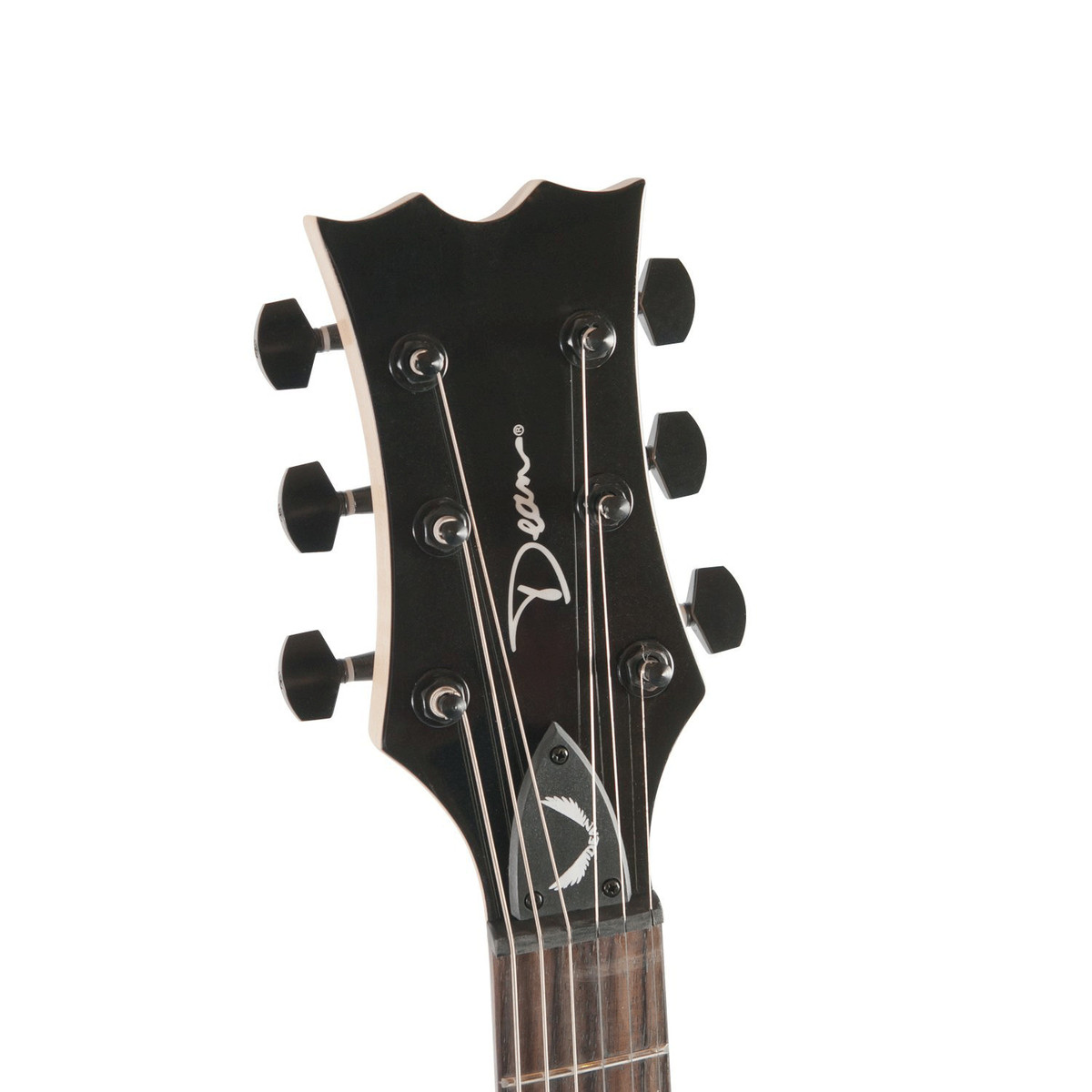dean evo xm electric guitar metallic silver at gear4music. Black Bedroom Furniture Sets. Home Design Ideas