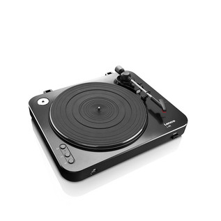 Lenco L-85 Turntable with USB Direct Recording (Black)