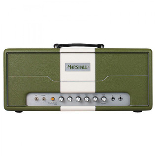 Marshall Astoria Classic AST1H 30W Head, Green and Cream