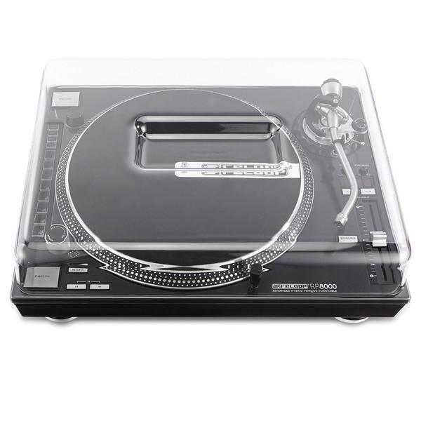 Decksaver Reloop Turntable RP7000/8000 Cover