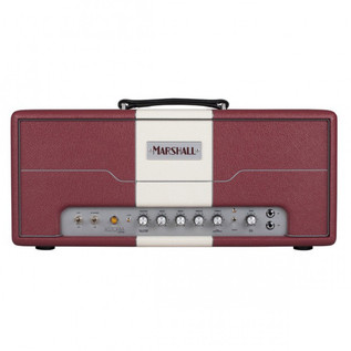 Marshall Astoria Custom AST2H 30W Amp Head, Red and Cream