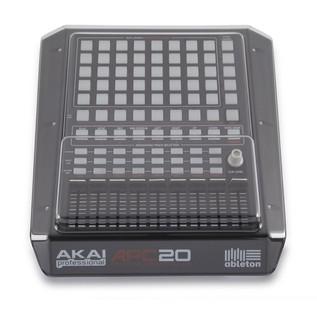 Decksaver LE Akai Pro APC20 Cover (LIGHT EDITION)