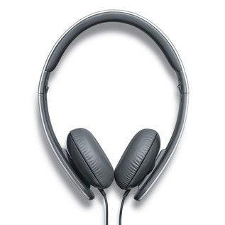 Shure SRH145 Portable Headphones Side View