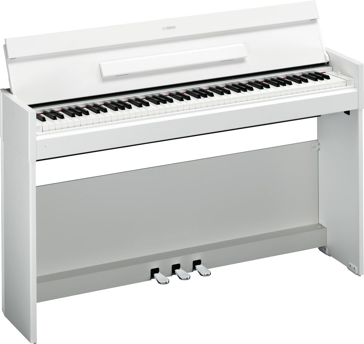 yamaha arius ydp s52 digital klavier wei neuwertig bei. Black Bedroom Furniture Sets. Home Design Ideas