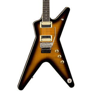 Dean ML 79 Floyd Electric Guitar, Trans Brazilia