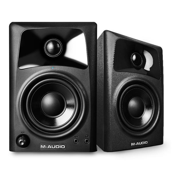 M-Audio AV32 Active Desktop Monitor Speakers, Pair