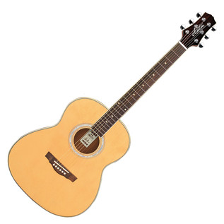 Ashton OM24 Acoustic Guitar, Natural