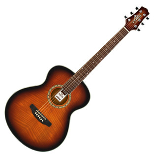 Ashton SL29 Acoustic Guitar, Tobacco Sunburst