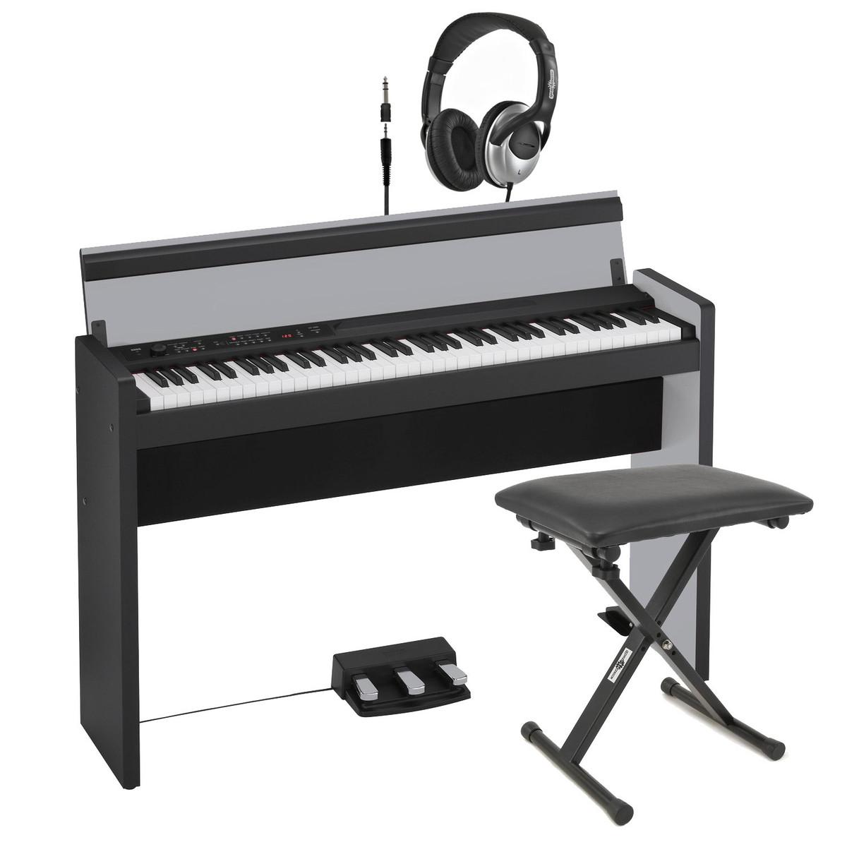 korg lp 380 piano num rique 73 touches avec casque et. Black Bedroom Furniture Sets. Home Design Ideas