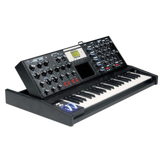 Moog Minimoog Voyager Electric Blue Edition Analog Synthesizer