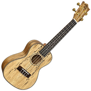 Snail UKS-490 Spalted Maple Series Concert Ukulele