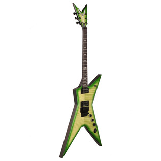 Dean Dimebag Stealth Floyd DS Electric Guitar, Dime Slime
