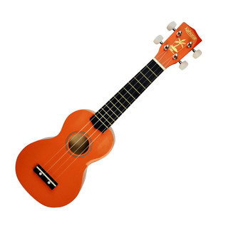 Kahuna Soprano Ukulele, Orange
