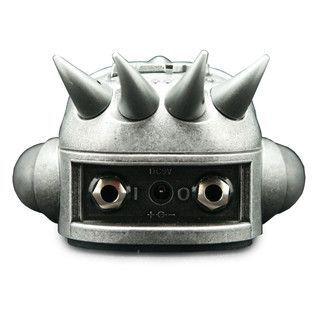 Ogre Thunderclap Distortion Pedal, Grey