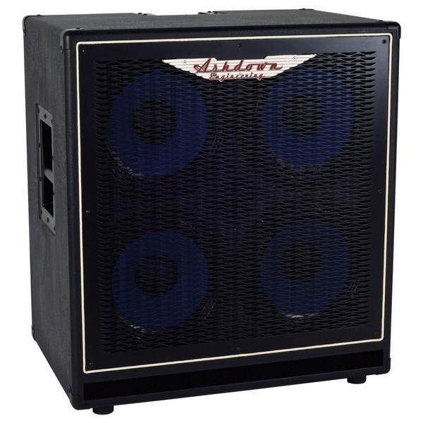 """Ashdown ABM-410H-EVO IV 650w 4 x 10"""" 8 Ohm Bass Amp Cab"""