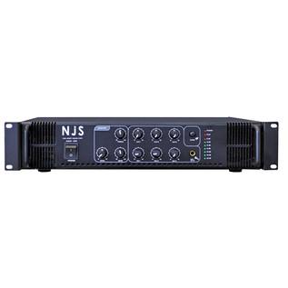 NJS PA2060100 60W RMS 100V PA Mixer Amplifier
