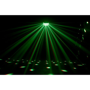 ADJ Aggressor HEX LED DMX Lighting Effect