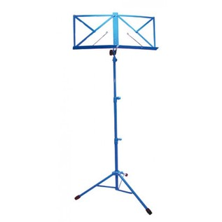 Barnes and Mullins MS20BL Music Stand, Blue