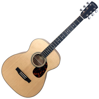 Larrivee OM-03S Spruce Top/Silver Oak Acoustic Guitar, Natural