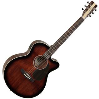 Tanglewood TN5 Nashville Super Folk Electro-Acoustic, Antique Violin