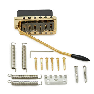 Wilkinson WVP Guitar Tremolo Bridge, Gold