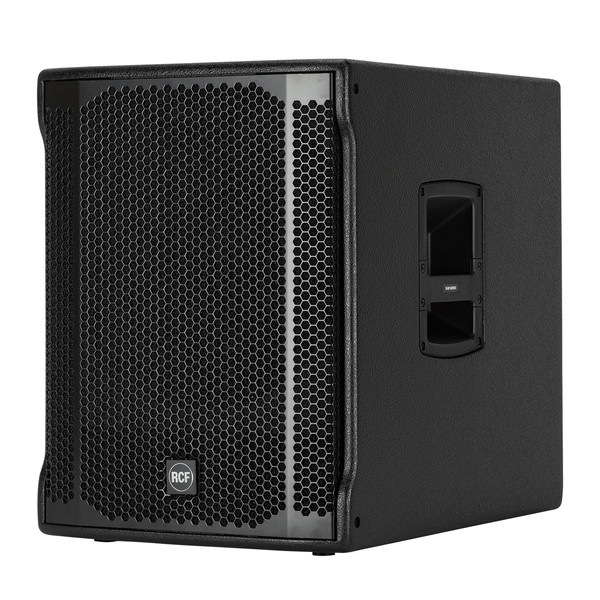 RCF Audio SUB 705-AS Active Subwoofer, Front Angled Left