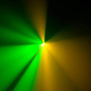ADJ Inno Pocket Spot Pearl LED Moving Head