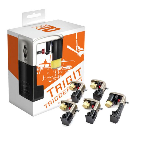 2Box Trigit Complete Set, 1x Kick, 4x Stereo Trigger