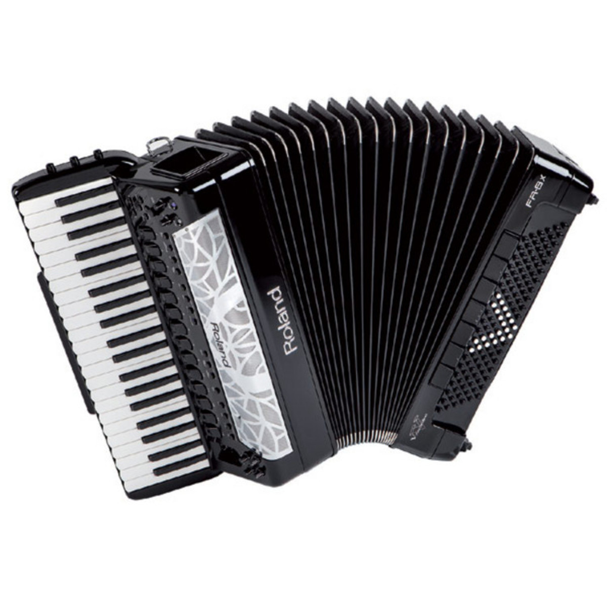 roland fr 8x v accordion piano type black nearly new at gear4music. Black Bedroom Furniture Sets. Home Design Ideas