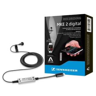 Sennheiser MKE 2 Digital