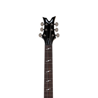 Dean Deceiver X Left Handed Electric Guitar, Classic Black